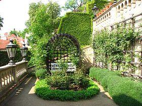 Jardín Fürstenberg