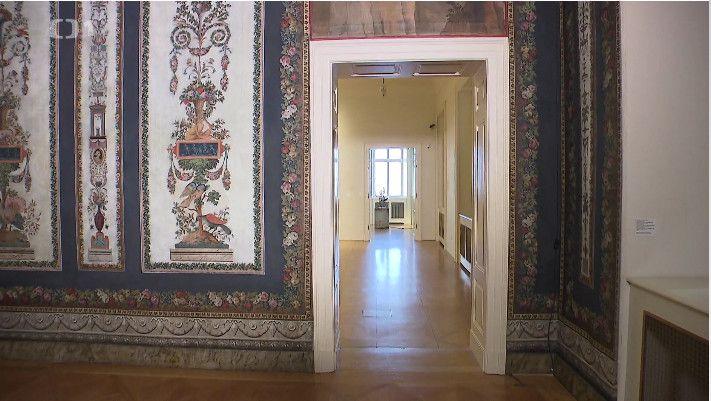 Le palais Schwarzenberg, photo: ČT