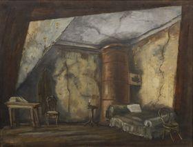 Автор: Мстислав Добужинский, Галерея изобразительного искусства г. Наход