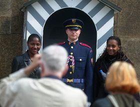 Guardia del Castillo de Praga, Foto: CTK