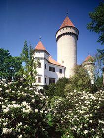 Konopiste Castle, photo: CzechTourism