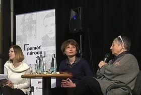 Презентация книги «Зеленый шатер» в Чехии, Фото: ЧТ
