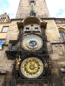Prague Orloj, photo: Kristýna Maková