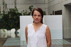 Eva Doležalová, foto: Jan Řápek, archiv ČRo