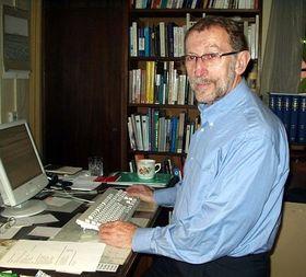 Miroslav Verner, foto: Zdeněk Vališ