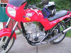Jawa 350, foto: Khaosaming, Wikimedia CC BY-SA 3.0
