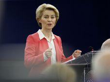 Ursula von der Leyen, photo: ČTK/AP/Jean-Francois Badias