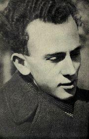 Jiří Orten, photo: Almanach Kmene 1948