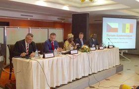 Delegación checa en Senegal, foto: archivo del Ministerio de RR.EE.