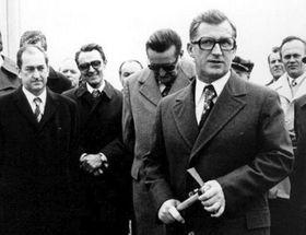 председатель правительства ЧССР Лубомир Штроугал, фото: Архив Чешского радио - Радио Прага