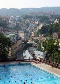 Karlovy Vary, photo: archive of CRo 7 - Radio Prague