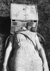 Pilčík held a 12-year-old girl captive, photo: Prague Police Museum archive