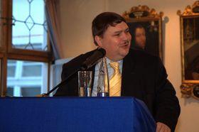 Bernd Posselt (Foto: www.wikimedia.org)