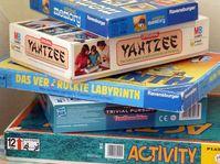 Brettspiele - deskové hry (Foto: Alois Grundner, Pixabay / CC0)