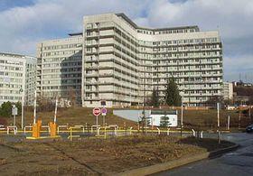 Dětská nemocnice vMotole
