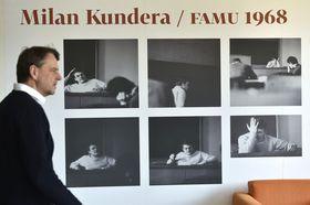 Milan Kundera, photo: ČTK/Václav Šálek
