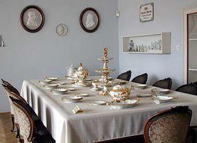 Klášterecký porcelán, foto: Martina Schneibergová