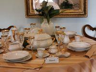 Porcelán značky Thun, foto: Klára Stejskalová