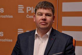 Jiří Pospíšil, foto: Jana Přinosilová, ČRo
