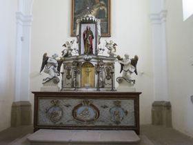 Часовня святой Варвары, Фото: Саскиа Мишова