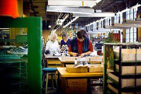 Baťa shoe factory in Zlín, photo: Karolína Garguláková