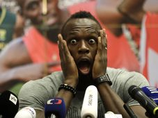 Usain Bolt, photo: ČTK