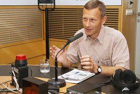 Мирослав Крупичка, Фото: Алжбета Шварцова, Чешское радио