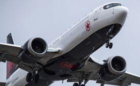 Boeing 737 MAX, photo: ČTK/AP/Darryl Dyck