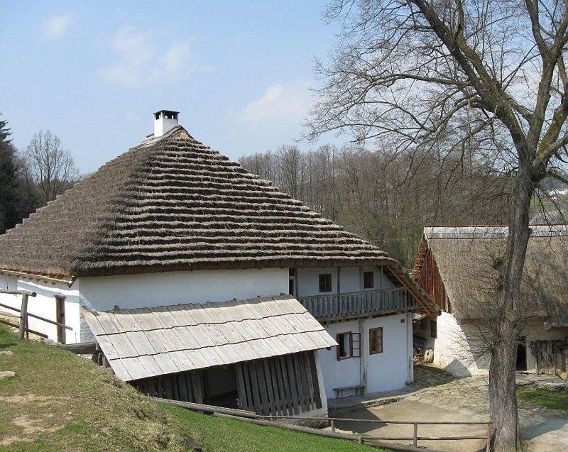 Vodní mlýn vHoslovicích, foto: Jiří Novák, CC BY-SA 3.0