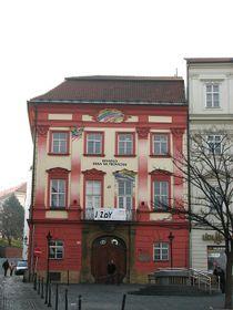 Theatre on a String in Brno, photo: Štěpánka Budková