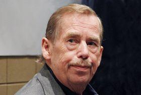 Václav Havel, photo: Tomáš Vodňanský, ČRo