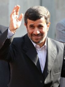 Mahmoud Ahmadinejad, photo: CTK