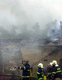 Трагедия в городке Лоштице (Фото: ЧТК)