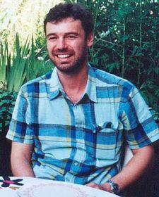 Český misionář Roman Musil, foto: ČTK