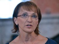 Alena Hanáková, photo: CTK