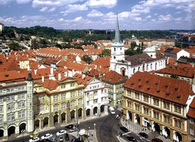 Malá Strana, photo: CzechTourism