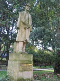 Kopie sochy T.G. Masaryka vJihlavě, foto: Markéta Kachlíková