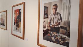 Karel Kurzweil, photo de l'exposition: Corentin Nicolas