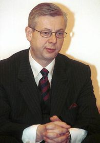 Jaroslav Bures, photo: CTK