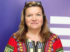 Iva Pekárková, photo: Adam Kebrt / Czech Radio