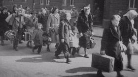 Expulsion of Czechoslovakia's German speakers, photo: Czech Television