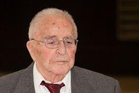 Bedřich Utitz (Foto: Archiv der Tschechisch-israelischen Handelskammer)