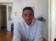 Hassan Ezzedin, foto: Klára Stejskalová