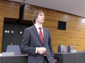 Edvard Kožušník, foto: Dominika Bernáthová