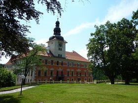 El palacio de Bechyne, foto: Michal Ritter, CC BY 3.0 Unported