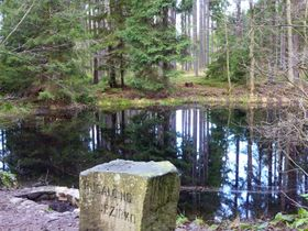 Rusalčino jezírko, foto: Michal Ritter, Wikimedia Commons, CC BY-SA 3.0