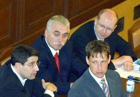 Government meeting, photo: CTK