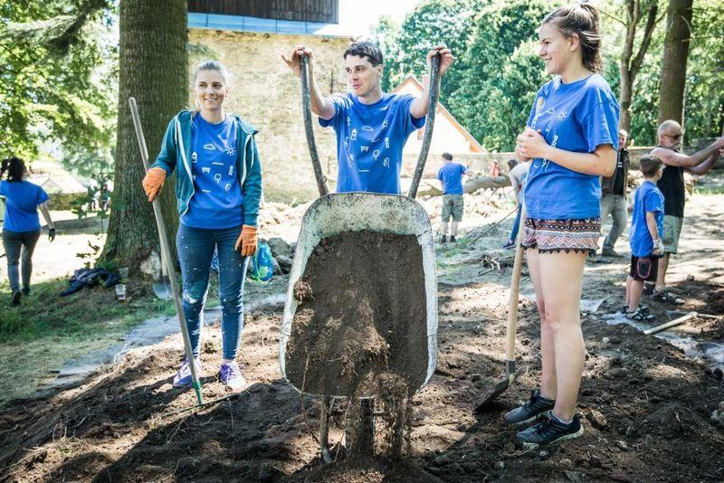 Photo: Anna Šolcová / Via Foundation