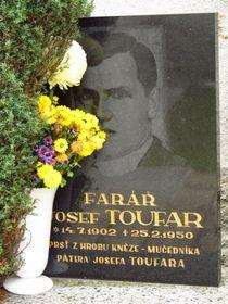 Josef Toufar, foto: Hana Kubíková, CC BY-SA 4.0