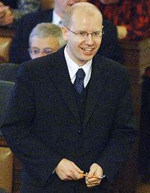Ministro de Finanzas, Bohuslav Sobotka (Foto: CTK)